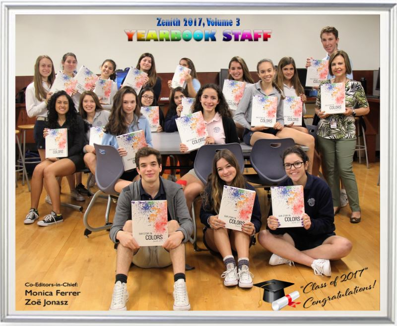 Riviera Preparatory Receives Scholastic Yearbook Award for 2017